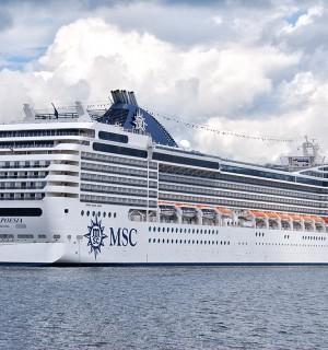 Crédito Kreuzfahrtschiff